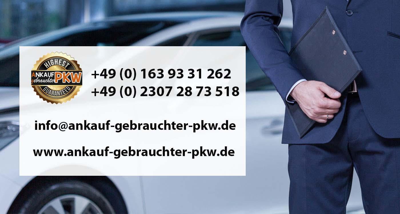 Fahrzeug Ankauf