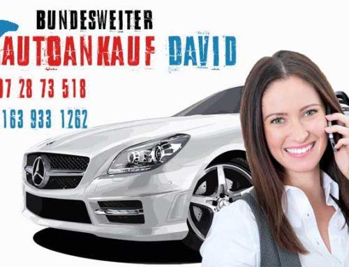Ich verkaufe mein Auto