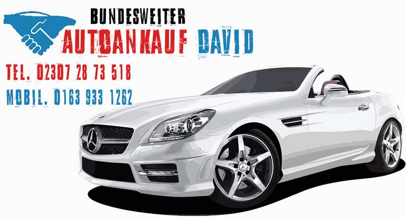 Wir kaufen dein Auto Münster