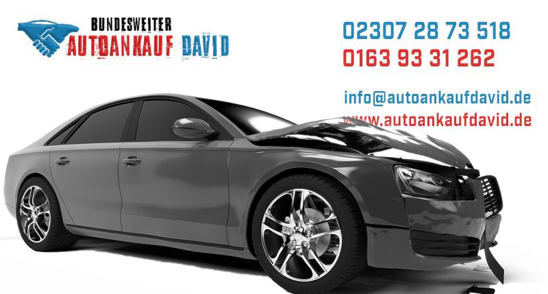 BMW Unfallwagen verkaufen