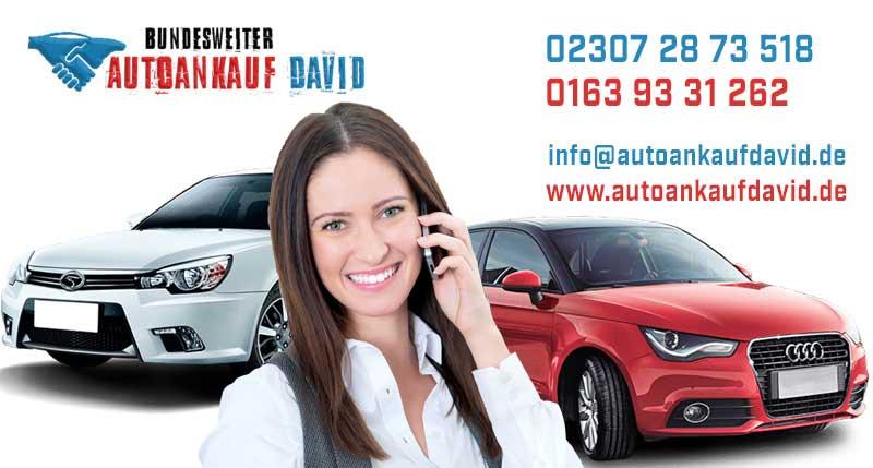 Wir kaufen dein Auto Duisburg